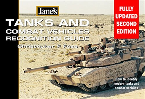 Tanks Armored Vehicles - Jane's Tanks & Combat Vehicles Recognition Guide