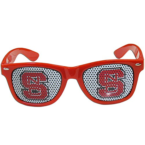 NCAA North Carolina State Wolf Pack Gameday Shades, Red (Wolfpack Games)