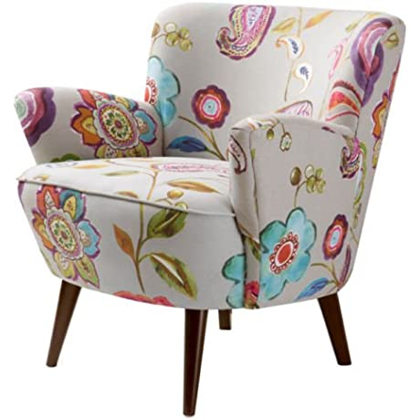 Sophie Floral Accent Chair