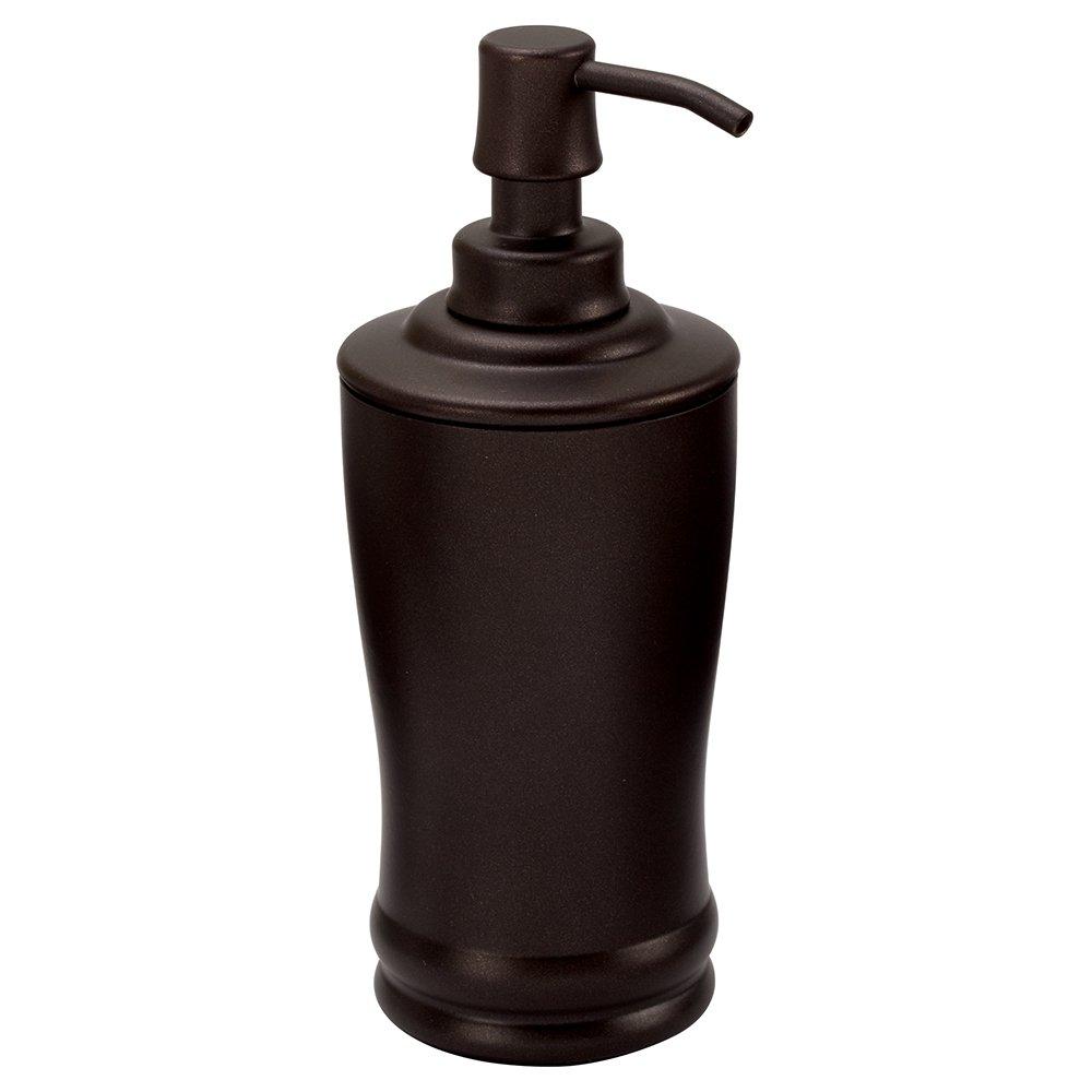 Amazon.com: InterDesign Olivia Tumbler Cup For Bathroom Vanity Countertops    Bronze: Home U0026 Kitchen