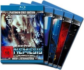 Nemesis Complete Saga 1-4 - 7-Disc Box Set Nemesis / Nemesis ...