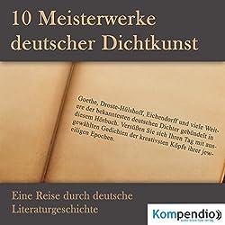 10 Meisterwerke deutscher Dichtkunst
