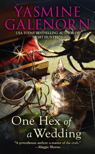 One Hex of a Wedding (Chintz 'n China Series)