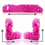 Llama Duster Decorative Duster Desktop Cleaning Pet Pink Cleaning Feather Duster Static Novelty Desktop Furniture