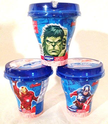 marvel-avengers-france-exclusive-complete-danone-yogurt-cup-drink-set