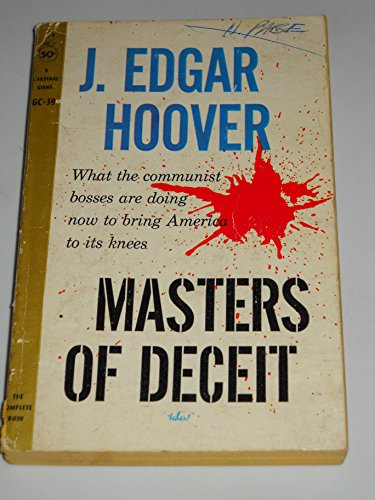 Masters of Deceit for sale  Delivered anywhere in USA