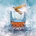 XL Or Ensemble de Cadeaux Pierre a Whisky Exclusives en Acier Inoxydable - Haute Technologie de Refroidissement – Cadeau… 12