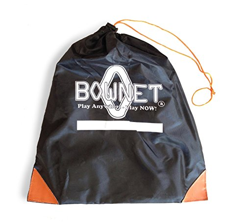 Bownet 7' x 7' Portable Golf Hitting Practice Net (Net Only) by Bow Net (Image #1)