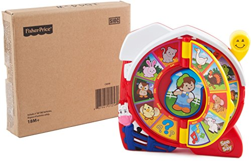 51koTgI21eL - Fisher-Price See 'n Say The Farmer Says [Amazon Exclusive]