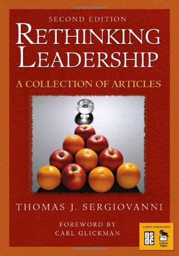 By Author Rethinking Leadership: A Collection of Articles (2e) pdf