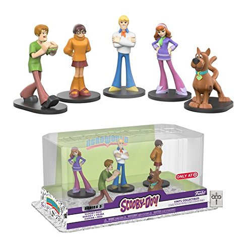 Funko Hero World - Scooby-Doo [Series 5] - Scooby-Doo, Shaggy, Velma, Daphne, and Fred - Target Exclusive ()