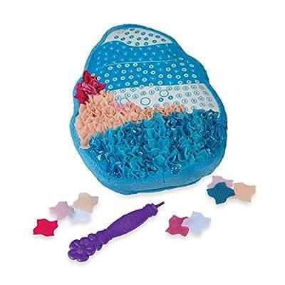 Orb Plushcraft Cupcake Pillow: Toys & Games
