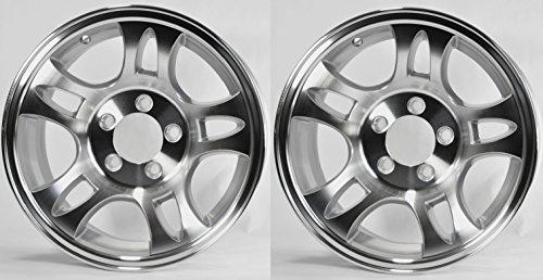 5 Spoke Aluminum Wheel - 9