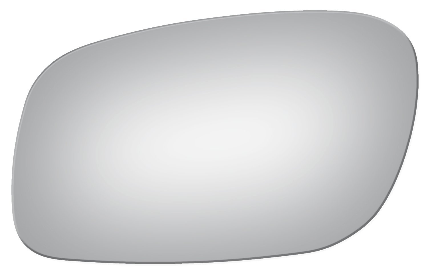 Amazon 1998 2011 lincoln town car flat driver left side amazon 1998 2011 lincoln town car flat driver left side replacement mirror glass automotive planetlyrics Image collections