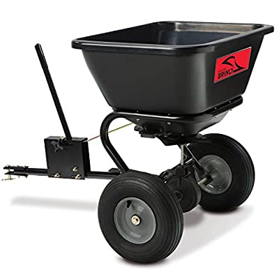 Brinly Tow-Behind Broadcast Spreader