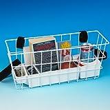 Ableware Economy Walker Basket with Hook and Loop Fasteners (703192000)