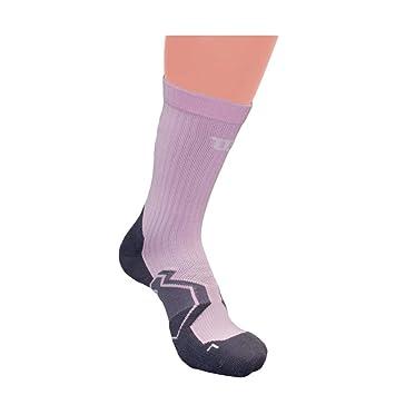 Wilson Professional Crew Ladies PK Pink GL - Calcetines para Mujer, Color Rosa, Talla OSFA: Amazon.es: Deportes y aire libre