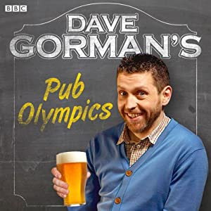 Dave Gorman's Pub Olympics Radio/TV Program