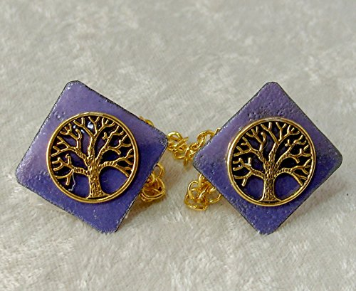 Tree of Life Tallit Clips (Tallis Clip)