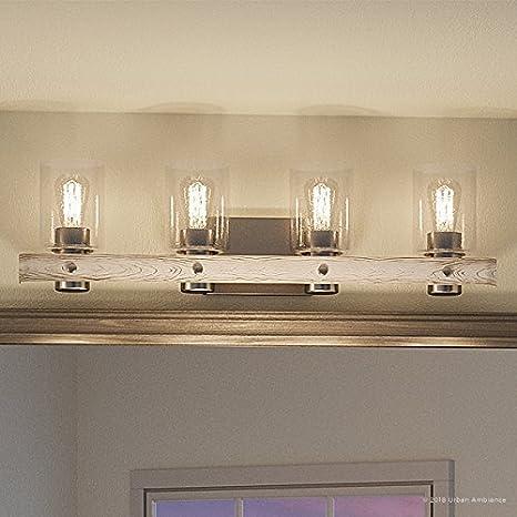 Luxury Modern Farmhouse Bathroom Vanity Light Large Size 8 5 H X