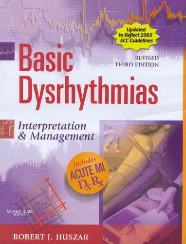 Basic Dysrhythmias: Interpretation and Management - Text and Pocket Reference Package (Revised Reprint)