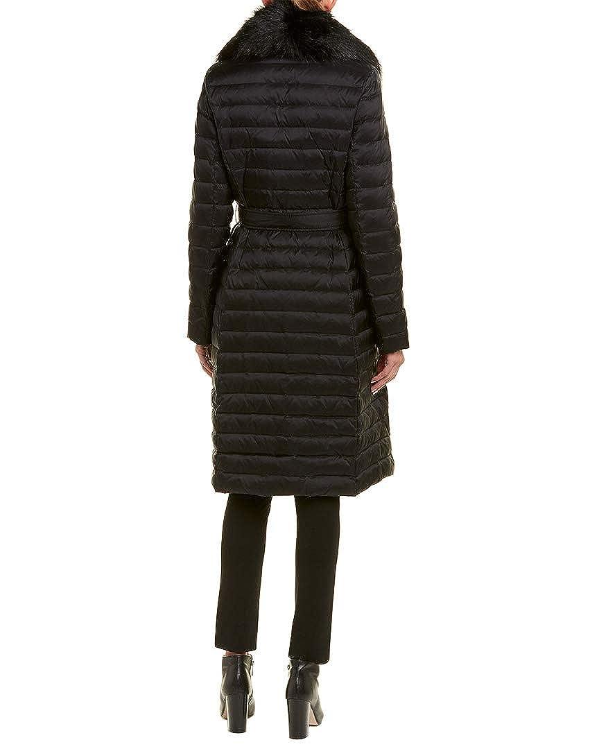 Amazon.com: T Tahari Maxi Coat - Perchero largo para mujer ...