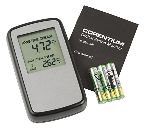 Corentium Home Radon Detector by Airthings 223 Portable, Lightweight, Easy-to-Use, (3) AAA Battery Operated, USA Version, pCi/L by AirThings (Image #4)