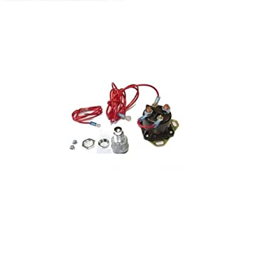 diesel care idi ford international glow plug manual relay controller  solenoid kit 6 9 / 7 3, engine parts - amazon canada