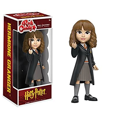 Funko Rock Candy Harry Potter Hermione Granger Action Figure: Funko Rock Candy:: Toys & Games