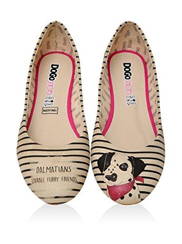 DOGO Ballerina - Dalmatian Beige