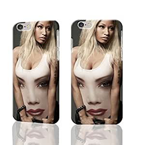 """Nicki Minaj 3D Rough iphone 6 -4.7 inches Case Skin, fashion design image custom iPhone 6 - 4.7 inches , durable iphone 6 hard 3D case cover for iphone 6 (4.7""""), Case New Design By Codystore"""