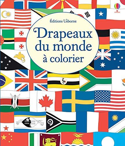 Drapeaux Du Monde A Colorier Amazon Fr Meredith Susan Mcnee Ian Reynolds Hope Duran Veronique Livres
