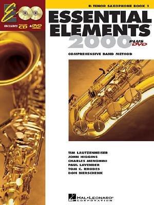 2000 Bb Tenor Saxophone - 5