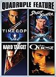 Van Damme Action Pack Quadruple Featu...