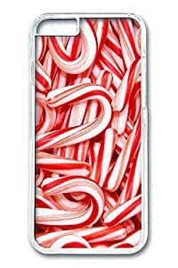 iPhone 6 Case, Red Bg Custom Hard PC Clear Case Cover Protector for New iPhone 6 4.7inch