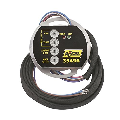 (ACCEL 35496 Single-Dual Fire Ignition System)