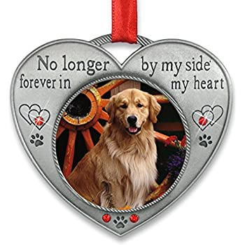 Amazon Com Loving Memory Dog Memorial Christmas Ornament