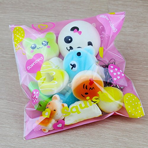Squishy Cake Food 52 : Beautyonline Squishies Toy ? Slow Rising Kawaii Scented Squishy Charms Foods ?C Soft Squishies ...