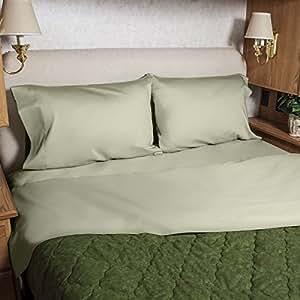 Amazon.com: AB Lifestyles Sage Green RV Short Queen 60x75