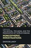 Nomospheric Investigations, David Delaney, 0415697778