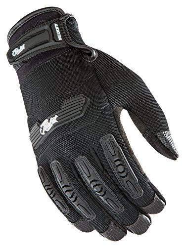 (Joe Rocket Women's Velocity 2.0 Gloves (Black, Medium))