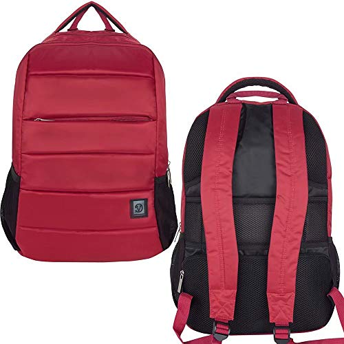 17.3 Inch Laptop Backpack with Luggage Strap for Lenovo Dell Gigabyte Asus