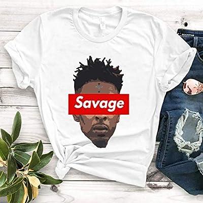 21 Savage T-shirt for Men woman