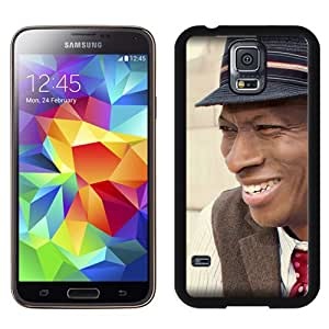 Beautiful Designed Cover Case With Keb Mo Hat Smile Tie Jacket For Samsung Galaxy S5 I9600 G900a G900v G900p G900t G900w Phone Case