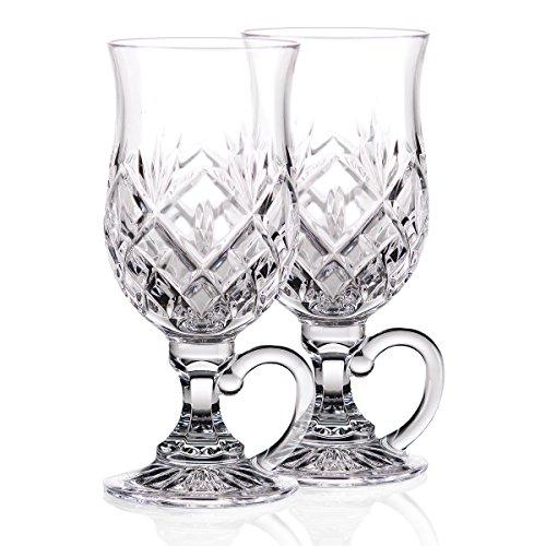 (Waterford Crystal, Huntley Irish Coffee Glasses, Pair)