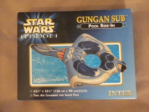 Star Wars Episode I: Gungan Sub Pool Ride-In
