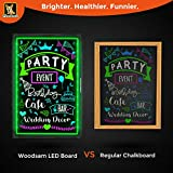 Woodsam LED Message Writing Board