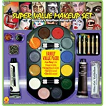 Rubies Costume Co Super Value Family Makeup Kit