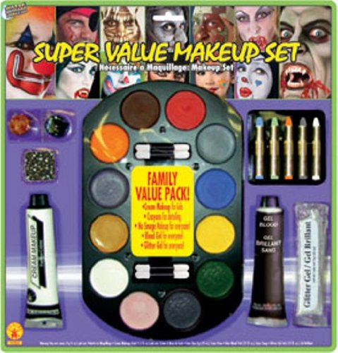 Super Value Family Makeup Kit (Family Costumes Halloween)