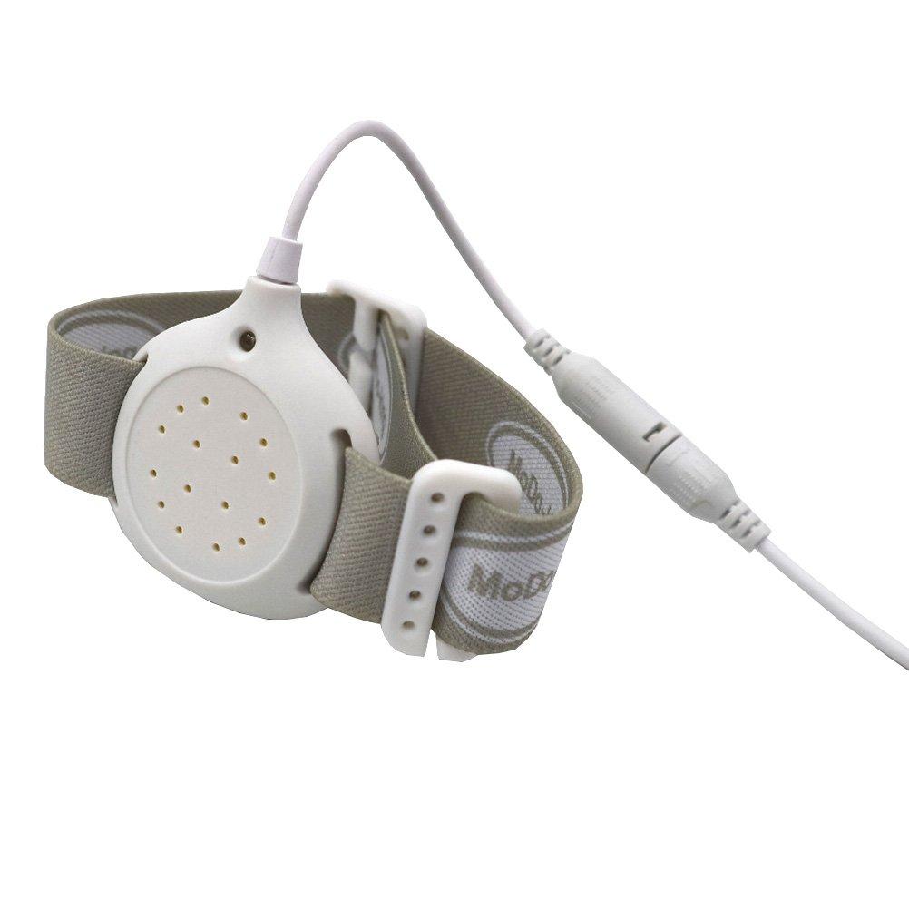 HEALLILY Bedwetting Enuresis Alarm Vibraciones fuertes Alarma con ...